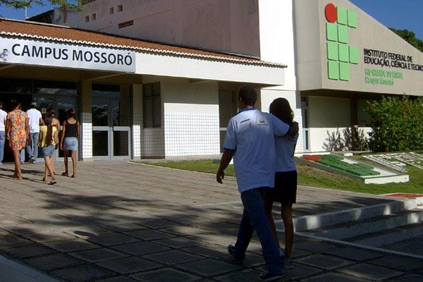 Campus do Instituto Federal de Mossoró lidera ranking do Enem