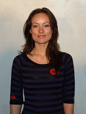 Olivia Wilde, 2007 at the Tribeca Film Festival