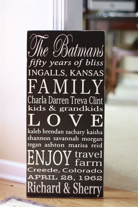 Best 25  Parents anniversary gifts ideas on Pinterest