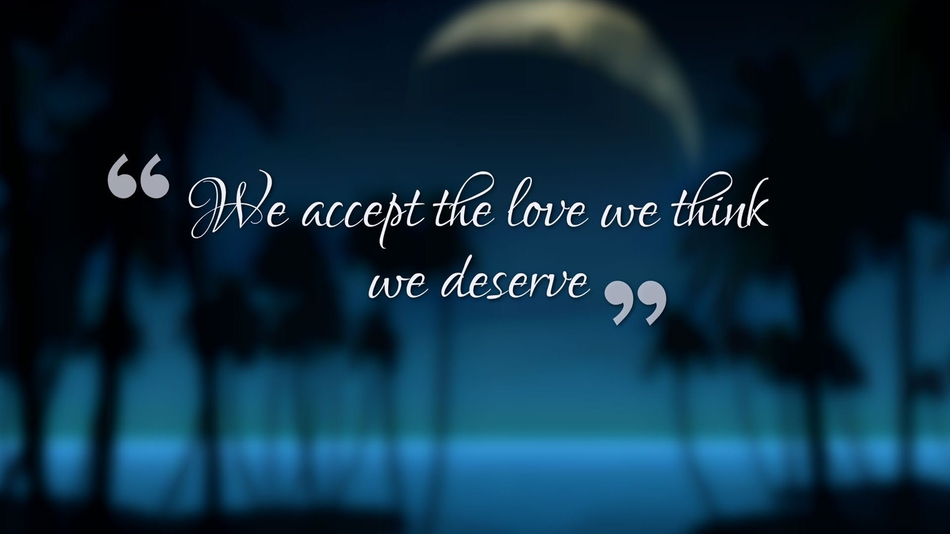 Accept The Love Quotes Hd Wallpaper 00168 Baltana