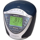 sony amfmtv clock radio  cd player