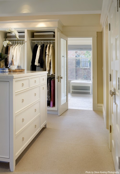 Washington Park Residence 11 traditional closet