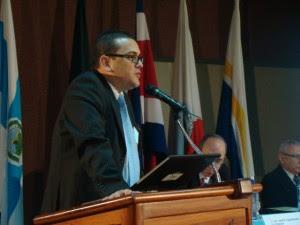"""""""Estar en Telecomunicaciones es como volver a casa"""", dijo Rowland Espinoza."""