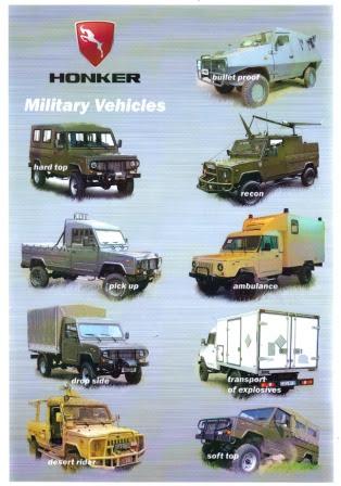 Resultado de imagen para daewoo honker + Desarrollo y Defensa