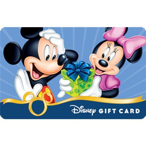 Your WDW Store   Disney Collectible Gift Card   Mickey's