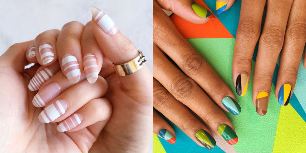 12 Nail Art Ideas to Try This Summer