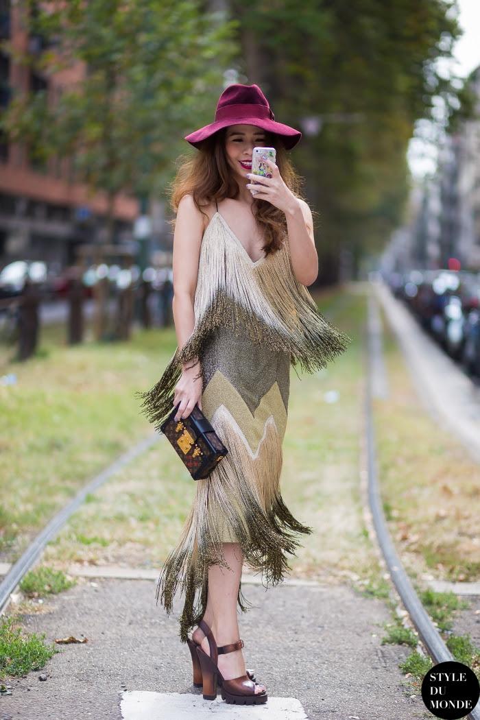 Ploy Chava Street Style Street Fashion Streetsnaps by STYLEDUMONDE Street Style Fashion Blog