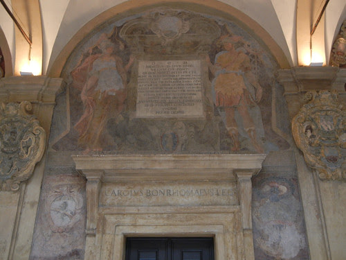 DSCN4389 _ Il palazzo dell'Archiginnasio