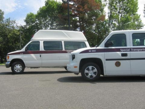 Wheelchair Accessible Van Transportation Services