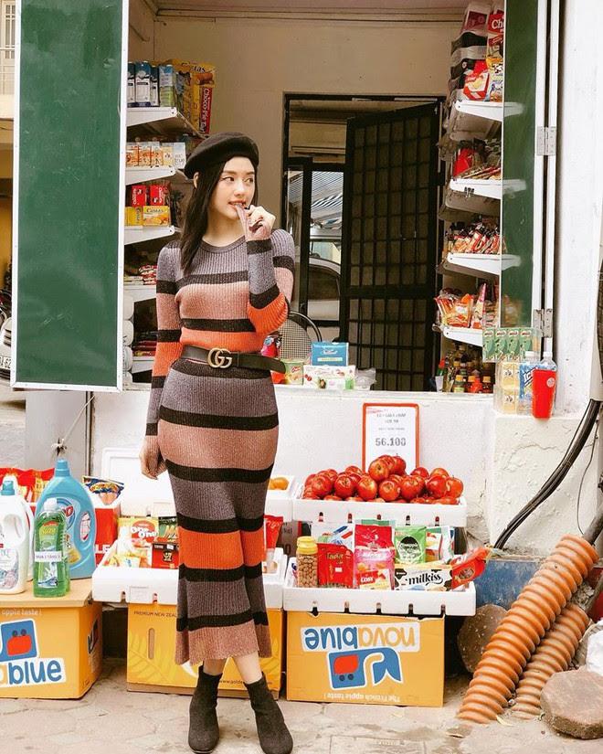 Không chỉ mỗi Đức Phúc mà loạt sao Việt này cũng đang rất mê thắt lưng Gucci - Ảnh 19.