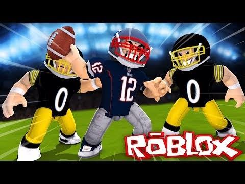 Game Com Free Roblox Nfl Football Patriots Vs Steelers