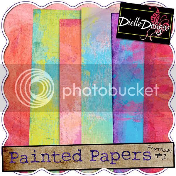 Dielle_PaintedPapers2_Prev.jpg picture by Dielledl