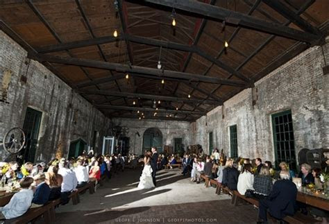 Georgia Railroad Museum (Roundhouse) as a wedding venue is