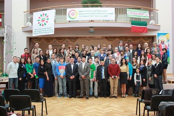 Татарская молодежь Европы: сохранение татарского языка и культуры – личная обязанность каждого из нас