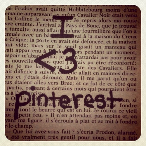 I less than three pinterest