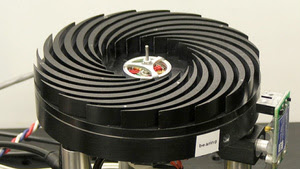 Brilliant Spinning Heatsink Cools CPUs 30 Times More Efficiently
