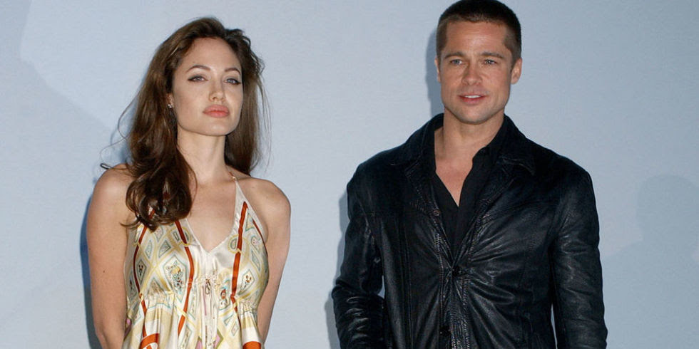 So what's the real story behind Angelina Jolie and Brad Pitt's split?