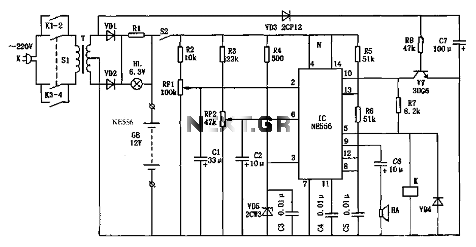 Wiring Diagram Of Genset