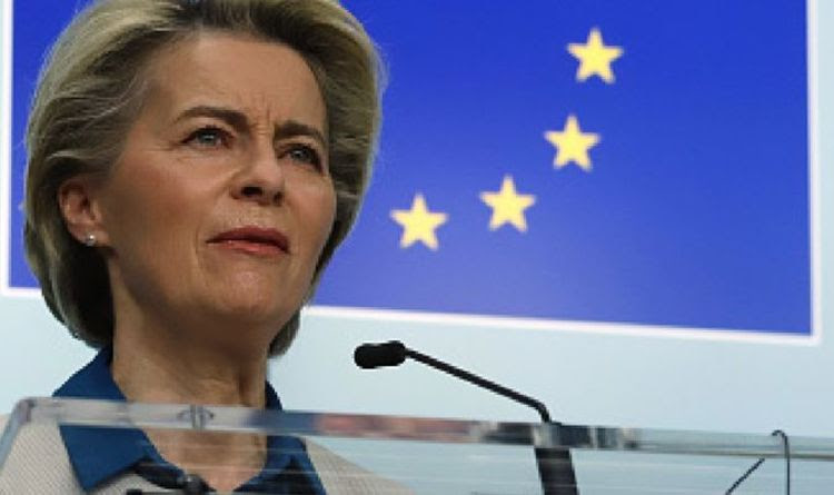 Last chance, Ursula! VDL given final warning as MEPs turn on EU chief - court battle looms
