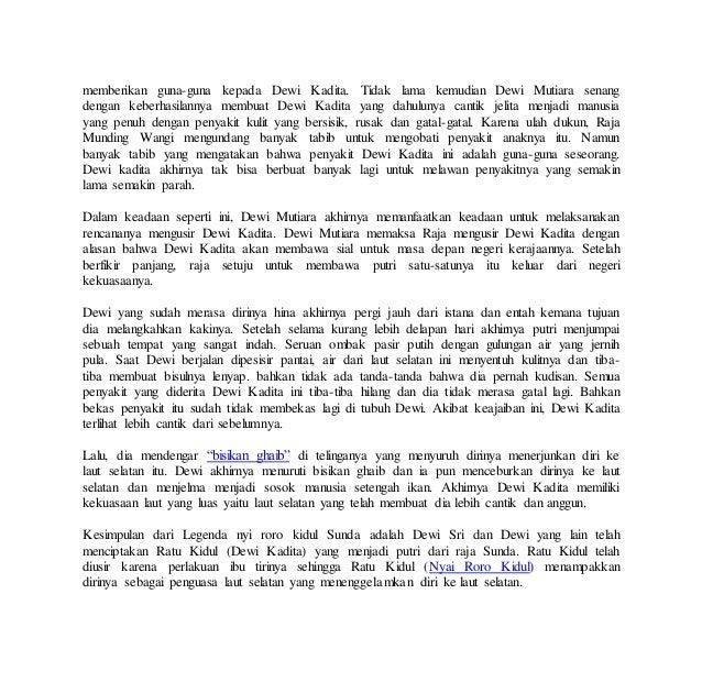 Inspiration Dongeng Bahasa Sunda Pendek Paling Baru
