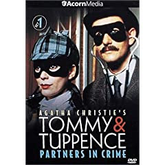 Agatha Christie's Partners in Crime - Tommy & Tuppence, Set 1