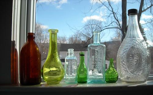 Bottles Window