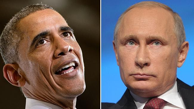 For a second year in a row, Russian President Vladimir Putin has beaten Barack Obama to t