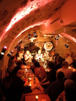 Jazz Club Paris