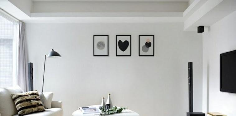Kumpulan Gambar Desain Warna Cat Interior Rumah Minimalis Modern