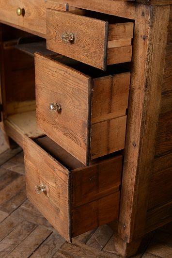 Edwardian Antique 'easiwork' Kitchen Cabinet | 272986 ...