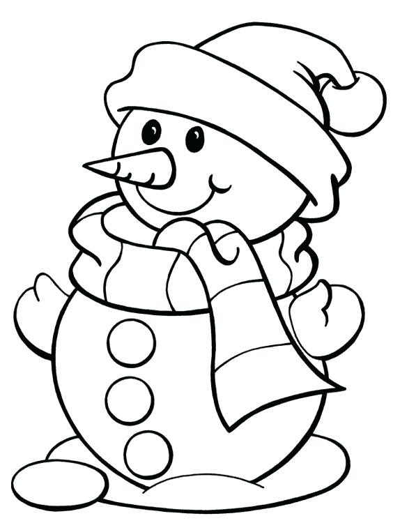 Cute Christmas Tree Coloring Pages at GetColorings.com ...