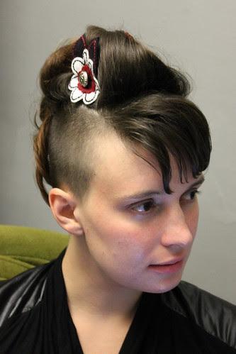 Hair Trial - take 2