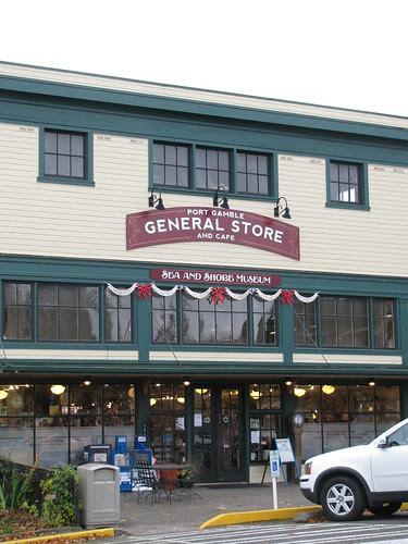 Port Gamble General Store