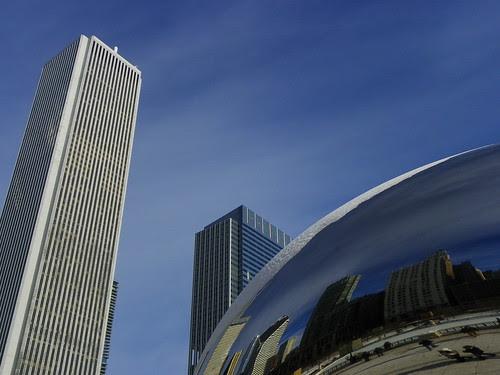 Chicago Cloud Gate - The Bean (33)