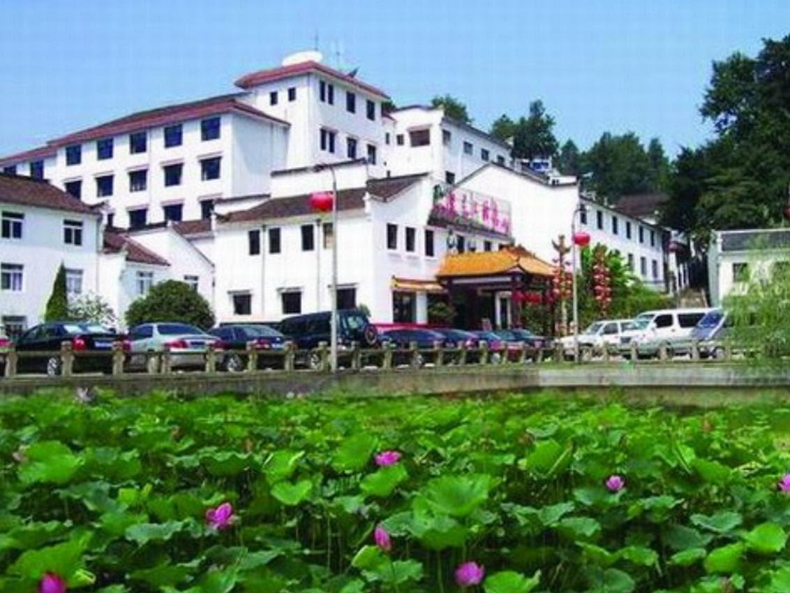 Jiuhuashan Julong Hotel Reviews