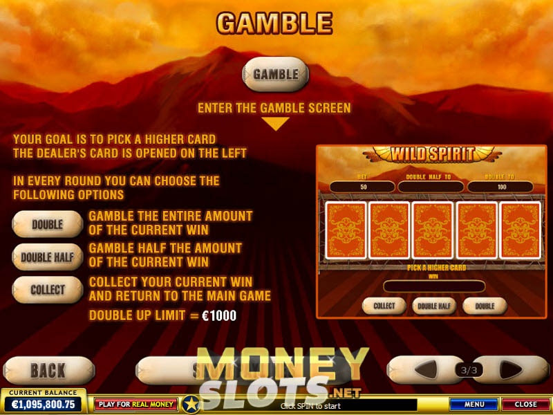 Unlock great winnings playing wild spirit slots Zile
