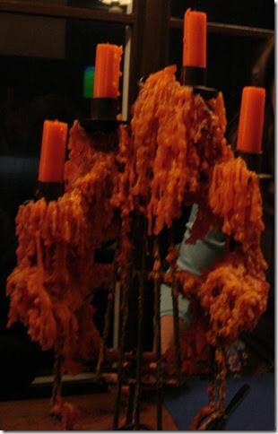 Holländische Kerzen