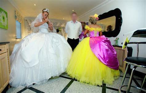 Gypsy Wedding Dress   DressedUpGirl.com