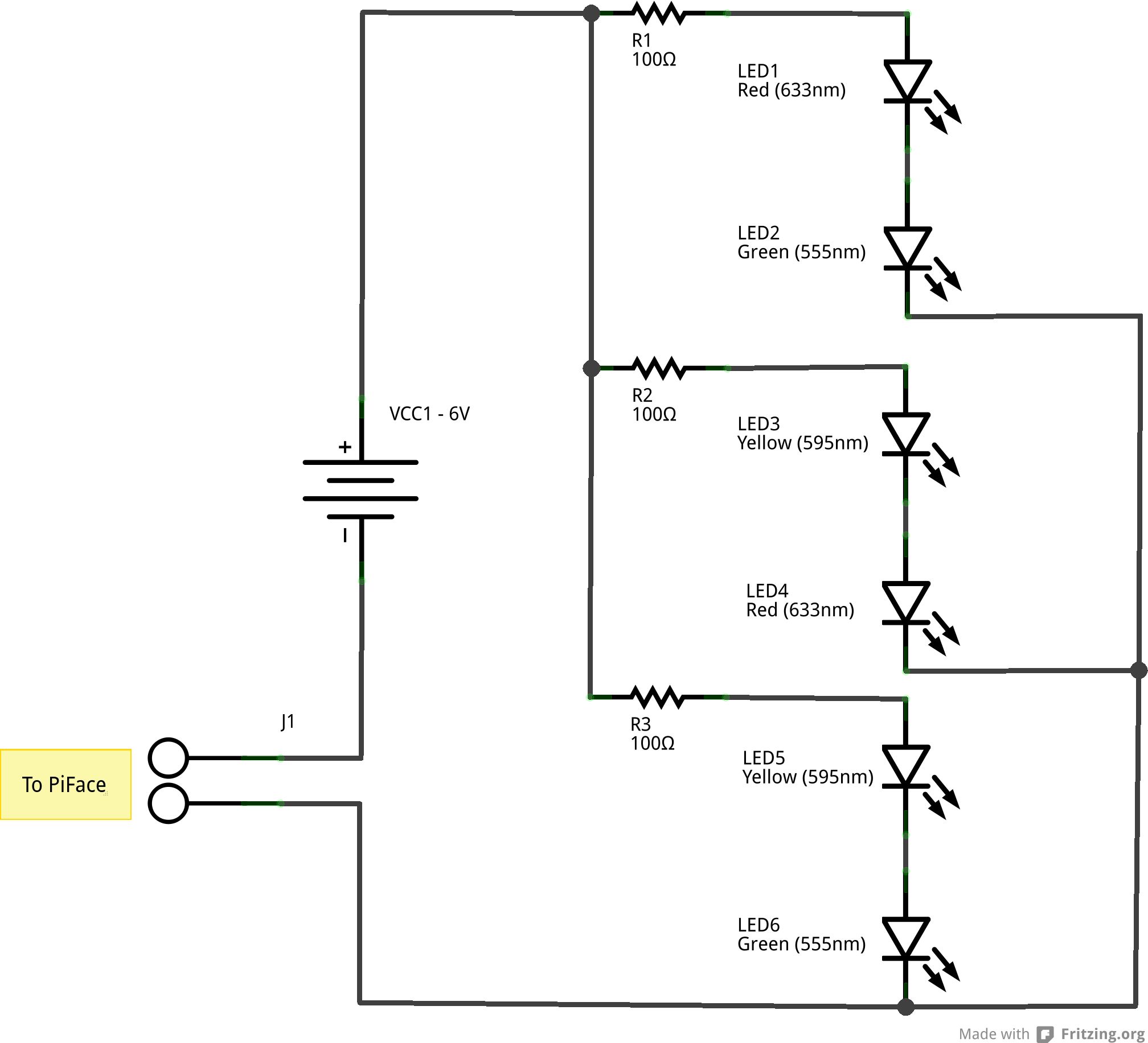 xma tree light 3 wire diagram
