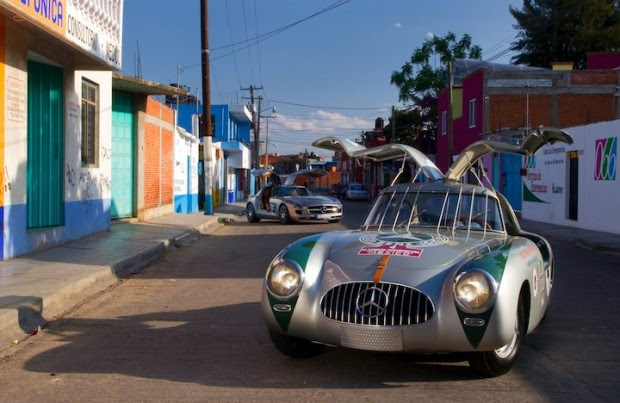 Carrera Panamericana Winner - Mercedes-Benz W194 Photo Gallery