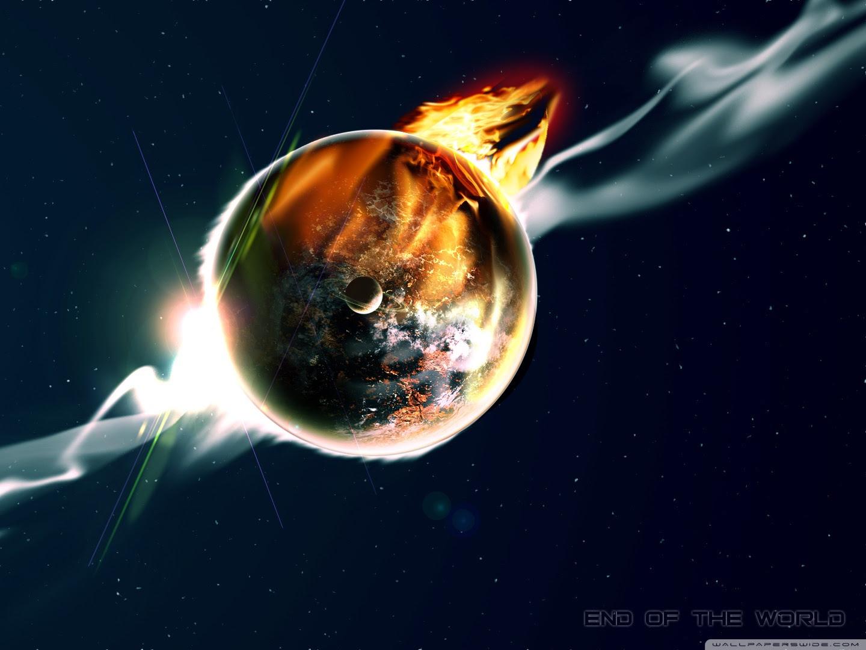 End Of The World Ultra Hd Desktop Background Wallpaper For 4k Uhd