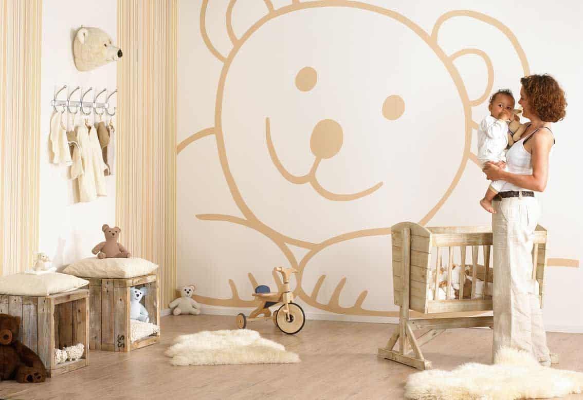 20 Estilos E Ideas Para Decorar La Habitacion Del Bebe Recien Nacido