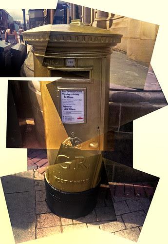 Jessica's Golden Box by pho-Tony