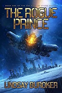 The Rogue Prince by Lindsay Buroker