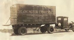 H & W MOTOR EXPRESS - Encyclopedia Dubuque