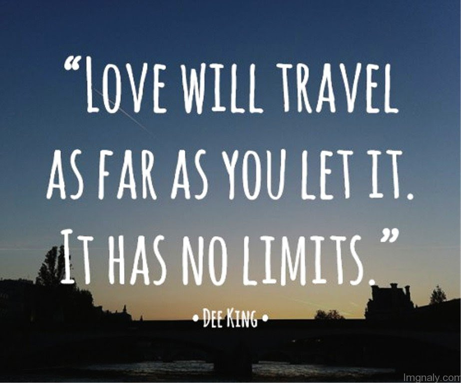 Quotes About Long Distance Love 40 Quotes