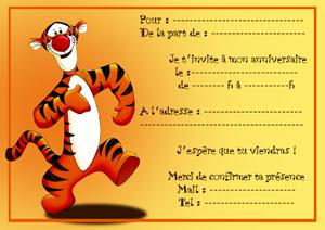 Carte D'anniversaire Titi à Imprimer | wizzyloremaria web