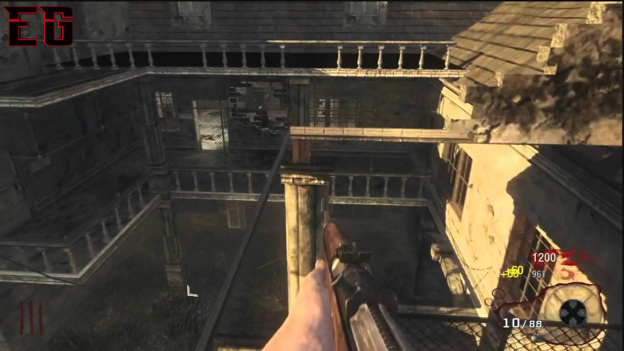 Black Ops Zombies Verruckt Out Of Map Glitch Unpatched
