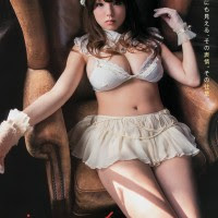 Magazine, Shinozaki Ai, Young Animal Arashi