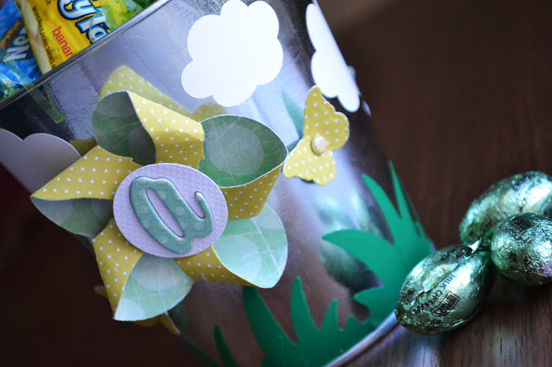 We R Easter in a Bucket by Aly Dosdall close